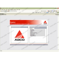 AGCO (All brands) UK 2019 - virtual machine