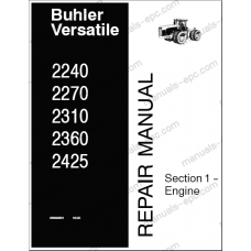 Buhler Versatile 2240-2425 Repair Manual