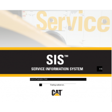Caterpillar SIS solution package