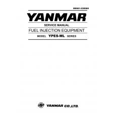 Yanmar Fuel Injection Equipment YPES-ML
